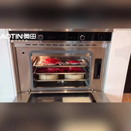 厨房改造--奥田缔造开放厨房-昌平区店