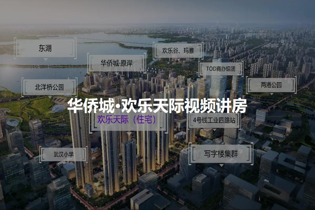 华侨城·欢乐天际视频