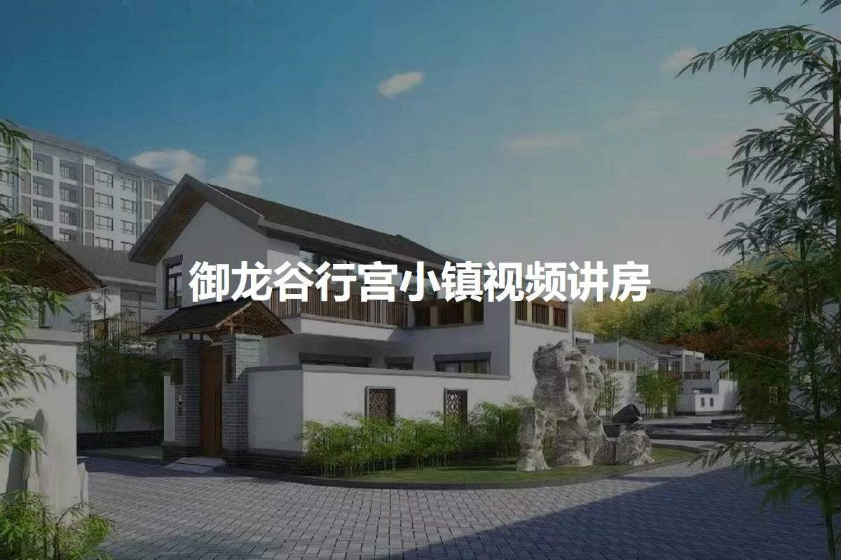御龙谷行宫小镇视频