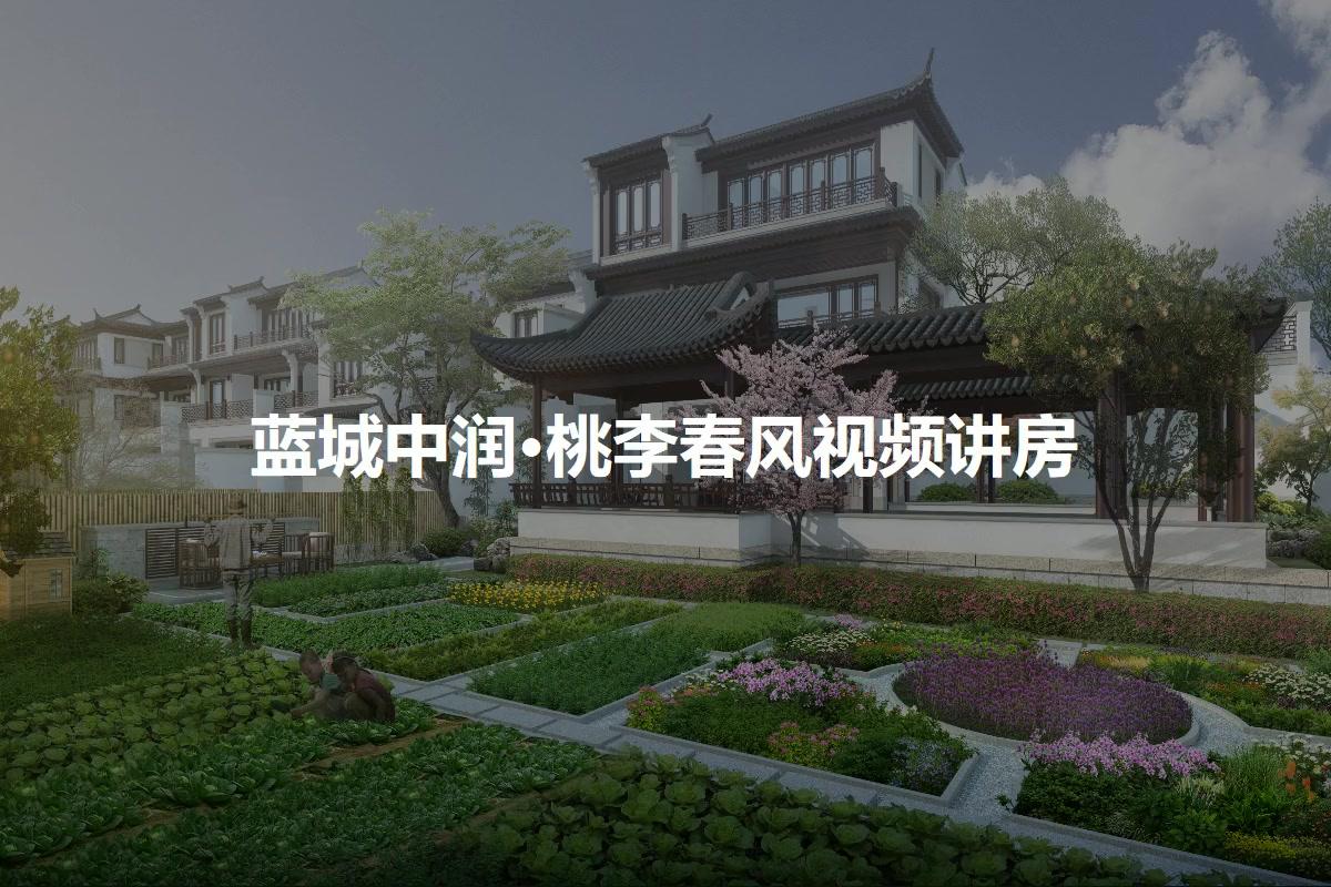 蓝城中润·桃李春风视频