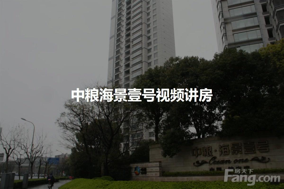 中粮海景壹号