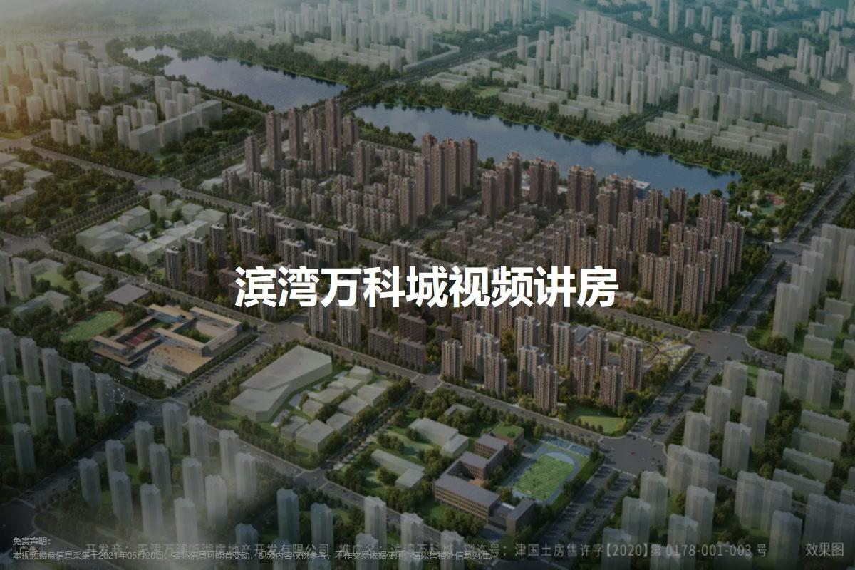 滨湾万科城视频