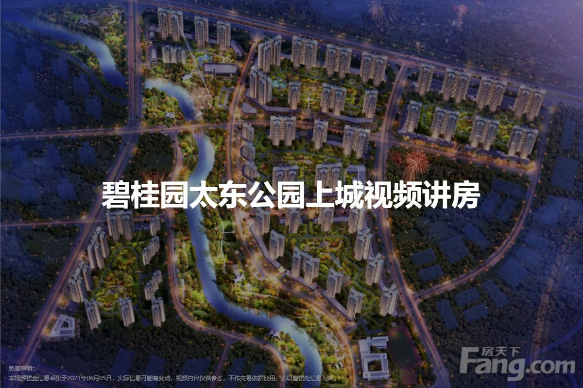 碧桂园太东公园上城视频