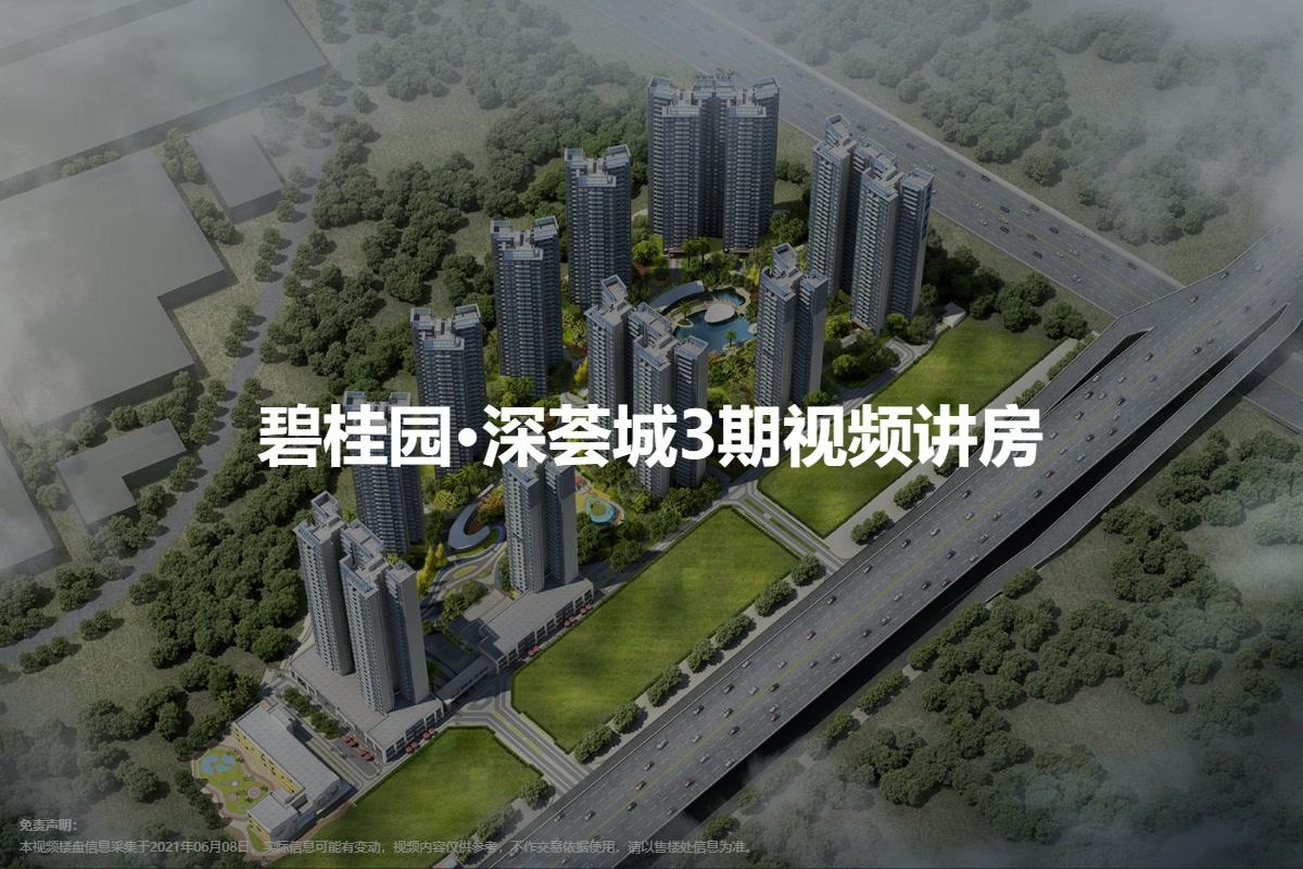碧桂园·深荟城3期视频